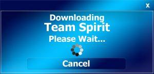 download team spirit